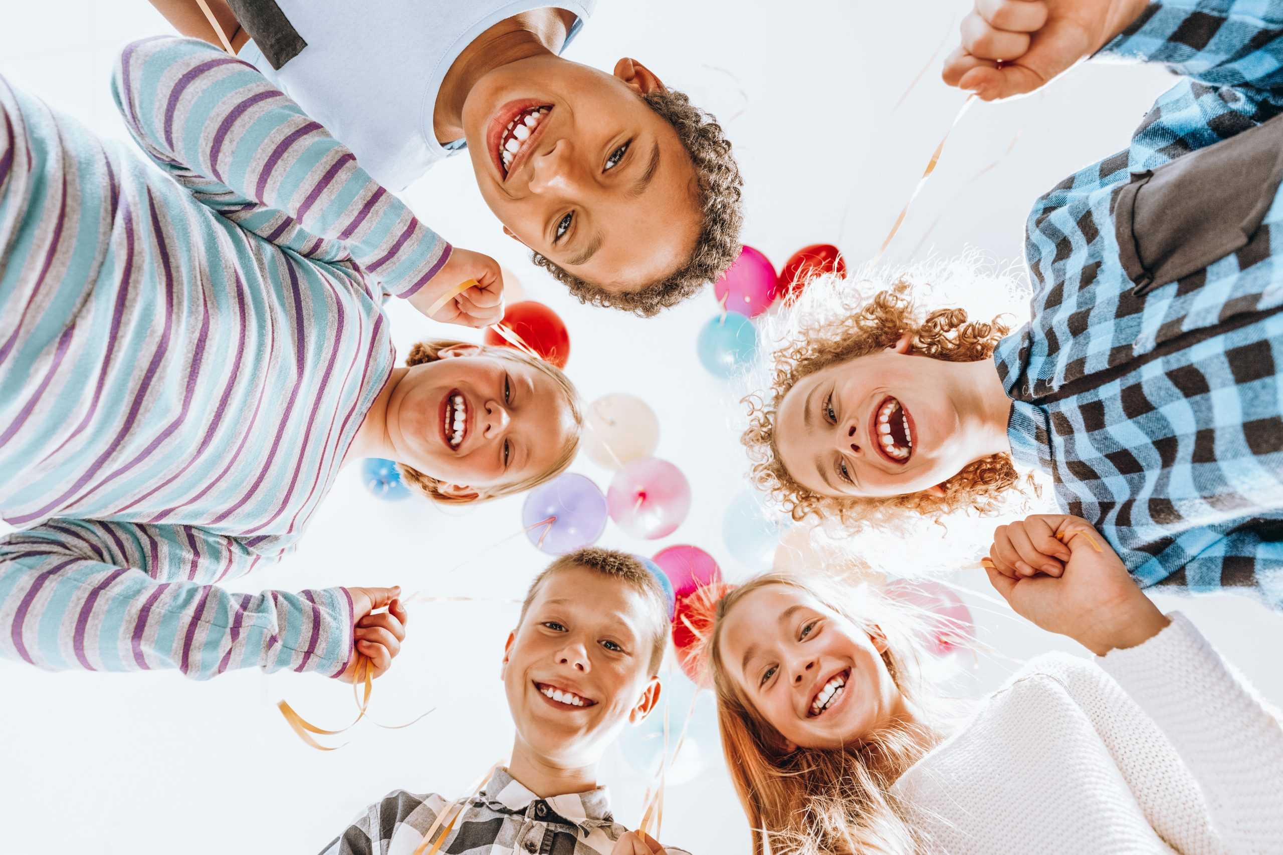 20 façons d'occuper vos enfants sans les laisser devant un écran